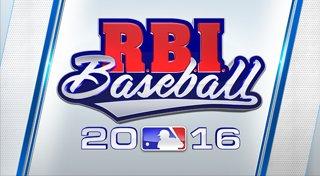R.B.I. Baseball 16 Trophy List Banner