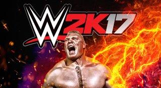 WWE 2K17 Trophy List Banner