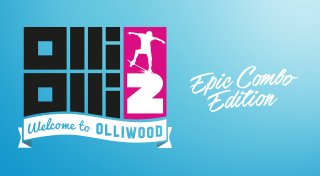 OlliOlli2: Welcome to Olliwood (Epic Combo Edition) Trophy List Banner