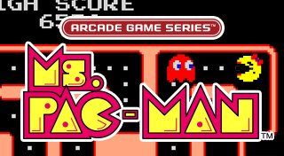ARCADE GAME SERIES: Ms. PAC-MAN Trophy List Banner