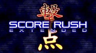 Score Rush Extended Trophy List Banner
