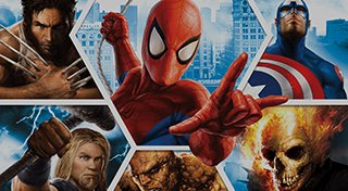 Marvel Ultimate Alliance Trophy List Banner