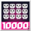 10000 headshots