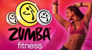 Zumba Fitness Trophy List Banner