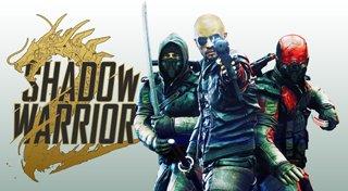 Shadow Warrior 2 Trophy List Banner