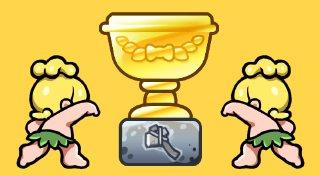 Wonder Boy Returns Trophy List Banner