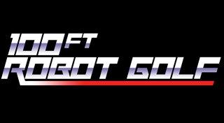 100ft Robot Golf Trophy List Banner