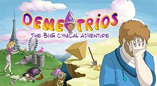 Demetrios - The BIG Cynical Adventure Trophy List Banner
