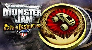 Monster Jam: Path of Destruction Trophy List Banner