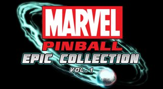 Marvel Pinball Epic Collection Vol. 1 Trophy List Banner