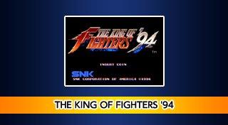 ACA NEOGEO THE KING OF FIGHTERS