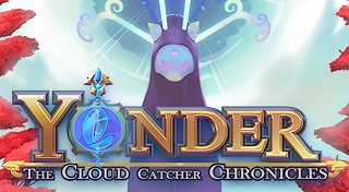 Yonder: The Cloud Catcher Chronicles Trophy List Banner