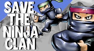 Save the Ninja Clan Trophy List Banner