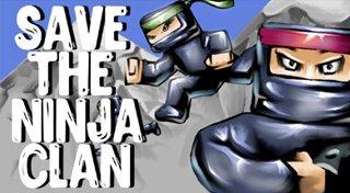 Save the Ninja Clan Trophy List Banner