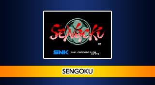 ACA NEOGEO SENGOKU Trophy List Banner