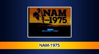 ACA NEOGEO NAM-1975 Trophy List Banner