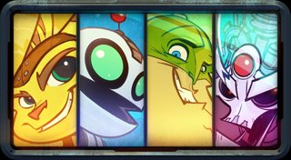 Ratchet & Clank: All 4 One Trophy List Banner