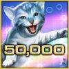 50K points scored