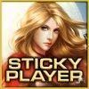 Sticky player