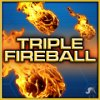 Triple fireball collected
