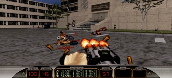 remaking classic shooters wrong