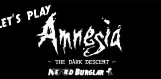 Let's Play - Amnesia - The Dark Descent