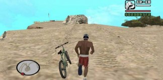 San Andreas Mountain Bike