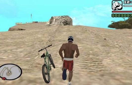 San Andreas Mountain Bike