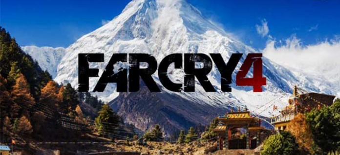 Farcry 4 Graphics Downgraded