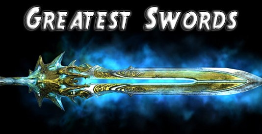 Greatest video game swords