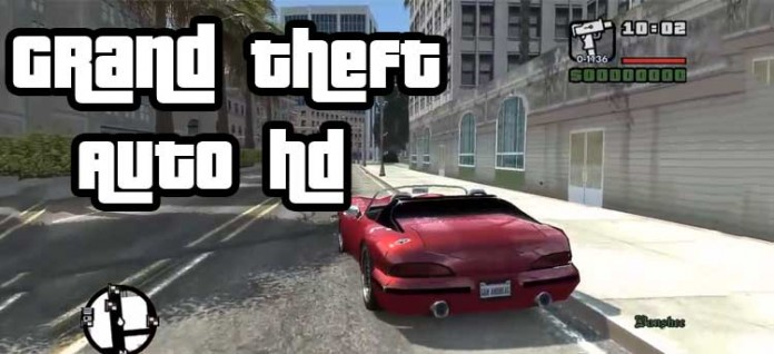 GTA Games Remade In HD