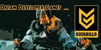 Guerrilla Games Make Starship Troopers Game