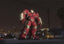 Iron Man Hulk Buster