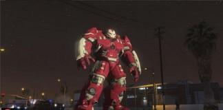 GTA V Mod Adds Iron Man And Hulk Buster Suits