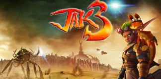 jak 3 game wallpaper