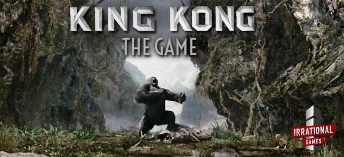 irrational games make king kong