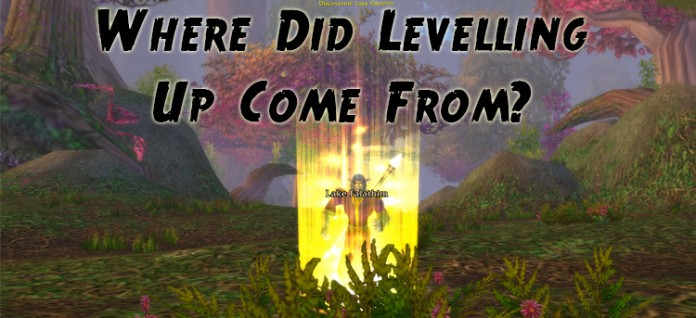 Leveling Up In Video Games