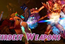 weirdest-weapons-in-gaming