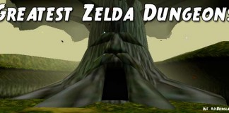 Top 10 Best Legend Of Zelda Dungeons