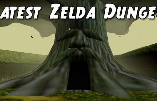 best-legend-of-zelda-dungeons