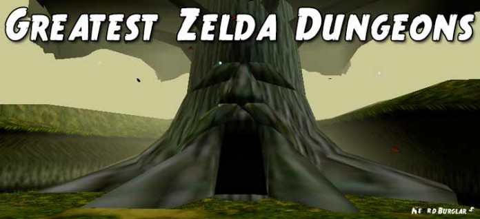best Legend Of Zelda Dungeons