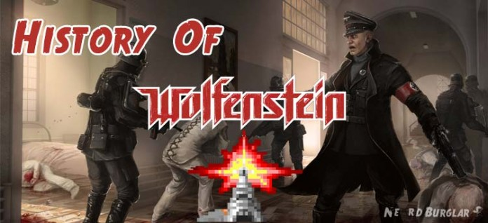 history of wolfenstein