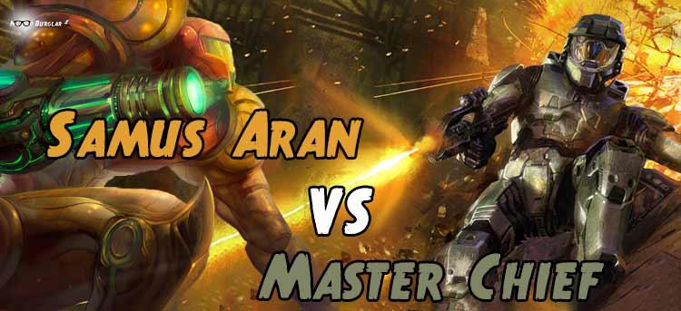 Samus Aran Vs Master Chief - Who Would Win? - Nerdburglars ...