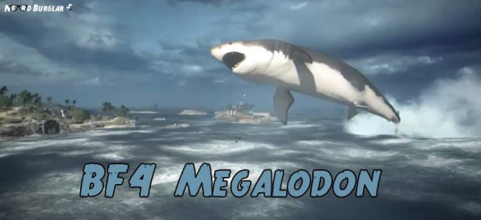 Megalodon Shark Easter Egg