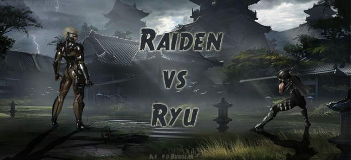 Raiden Vs Ryu