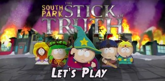 Let's Play - South Park The Stick Of Truth