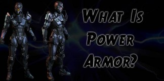 What Is Power Armor