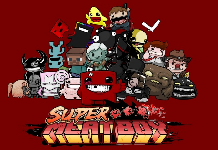 Super meat boy trophy list