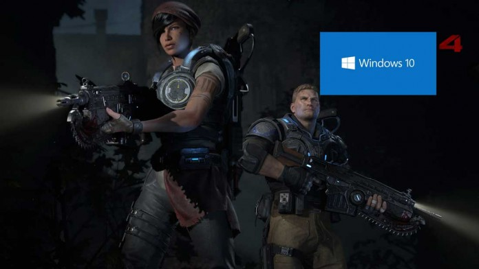 Gears of War 4 Could Be Coming To Windows 10