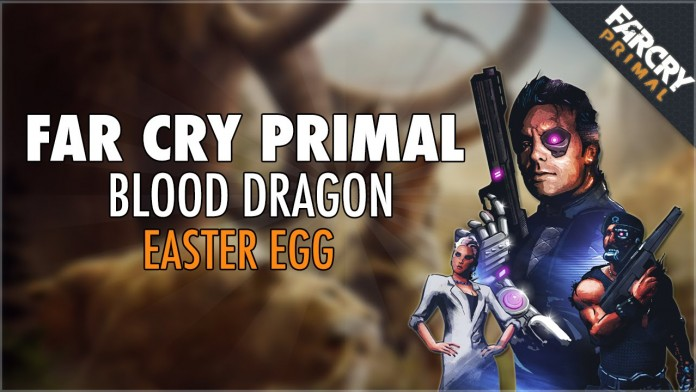 Far Cry Primal Easter Egg